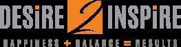 DESIRE 2 INSPIRE - logo