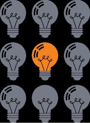 light bulb mindset reset